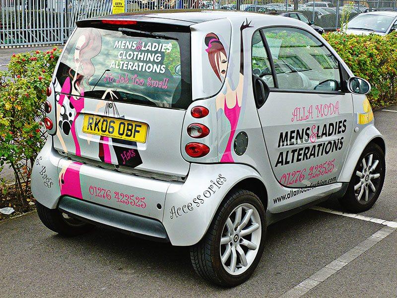 Vehicle Wrapping & Graphics   Vinyl Car Wraps & Van Design   Van ...