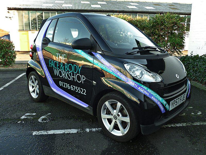 Vehicle Wrapping  Graphics Vinyl Car Wraps  Van Design Van - Car signwriting
