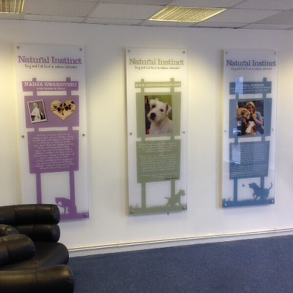 Internal-Acrylic-Signs Camberley