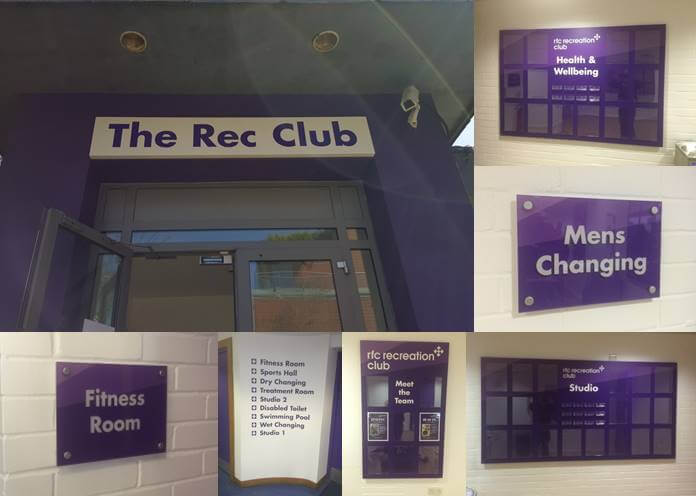 Case Study - The Rec Club